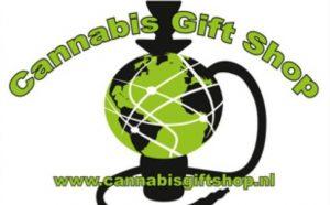 Logo van Cannabis Giftshop