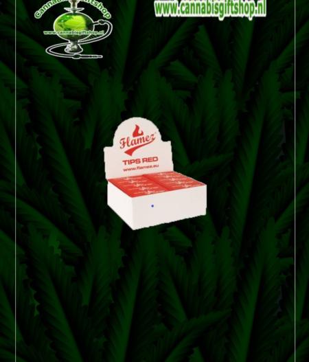 Flamez Filter Tip Booklet rood