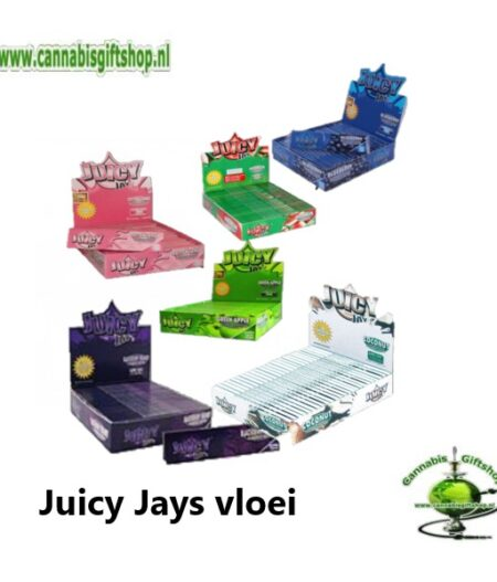 Juicy Jays vloei