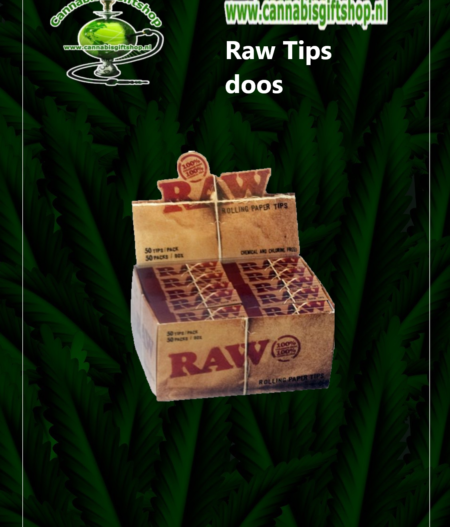 Raw Tips doos