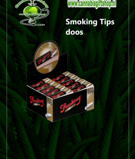 Smoking Tips doos