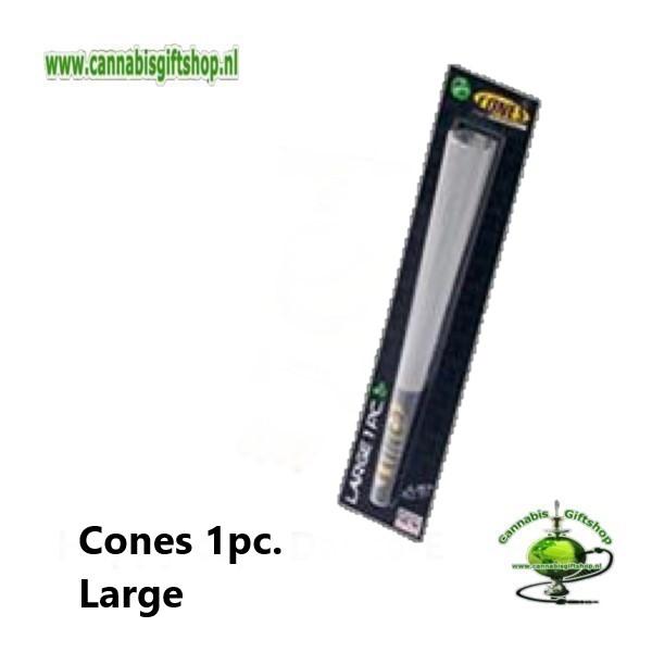 Cones 1pc Large