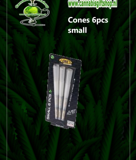 Cones 6pcs small