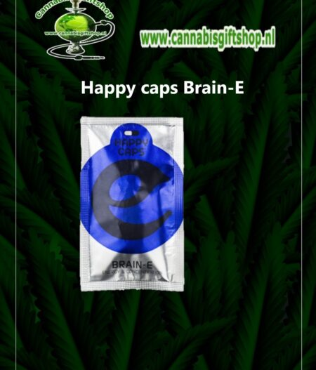 Happy caps Brain-E