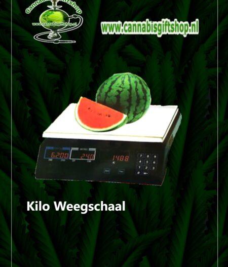 Kilo Weegschaal
