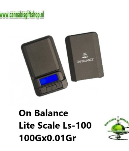 On Balance Lite Scale