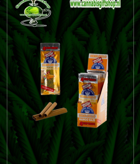Royal Blunts Hemparillo mango haze Hemp Wrap