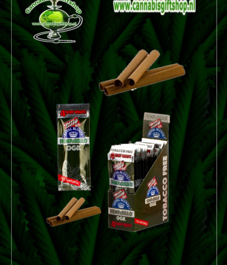Royal Blunts Hemparillo ogk Hemp Wrap