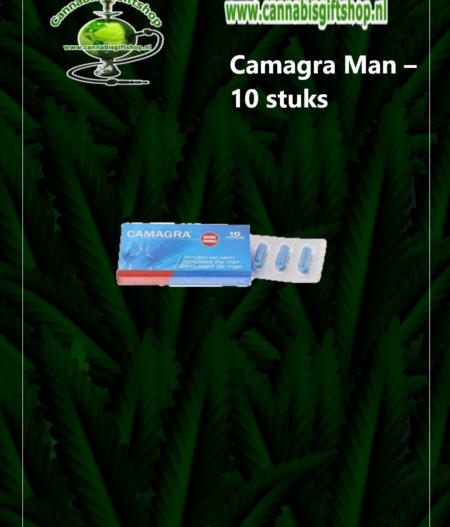 Camagra Man – 10 stuks