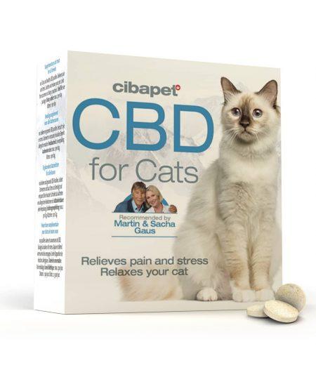 CBD Pastilles voor katten