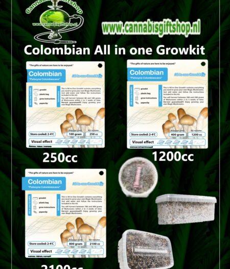 Colombian All in one Growkit