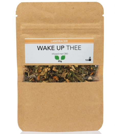 Landracer Bio Wake Up Tea CBD Infused 25Gr
