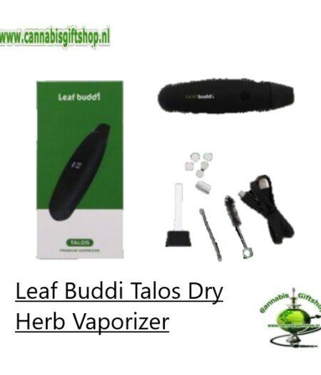 Leaf Buddi Talos Dry Herb Vaporizer