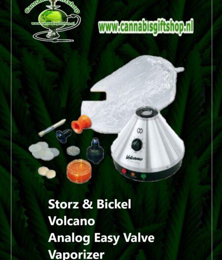 Storz & Bickel Volcano Analog Easy Valve Vaporizer
