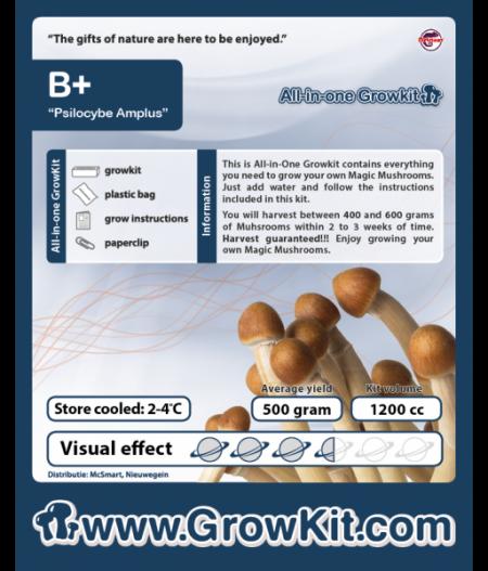 B Plus All in one Growkit