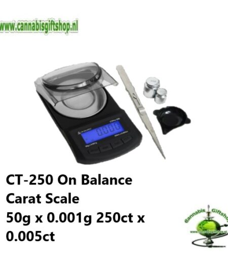 CT-250 On Balance Carat Scale