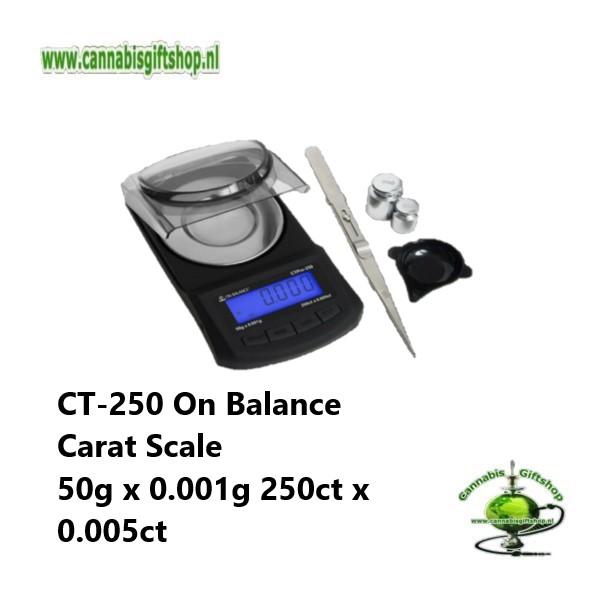 CT-250 On Balance Carat Scale