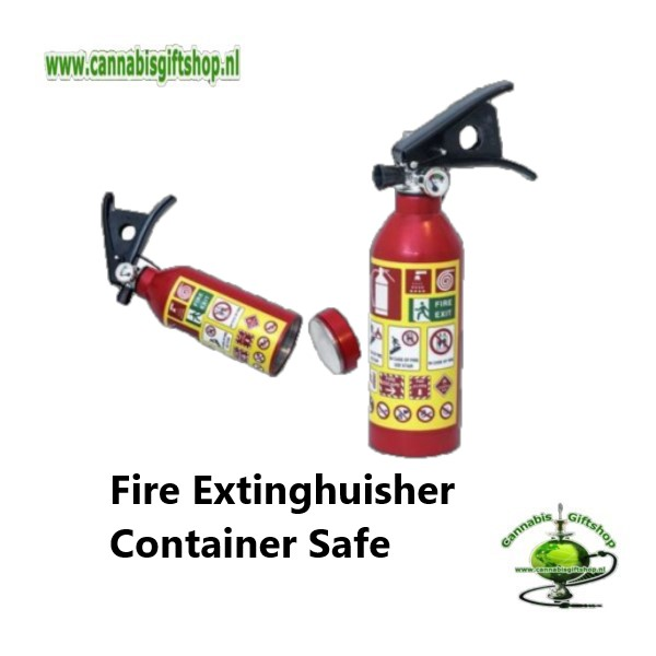 Fire Extinghuisher Container Safe