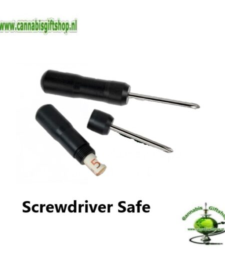 Screwdriver Safe