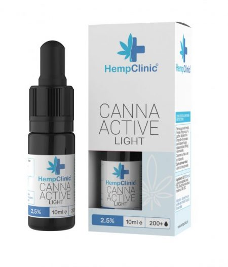 CannaActive Light 2,5%, 10 ml