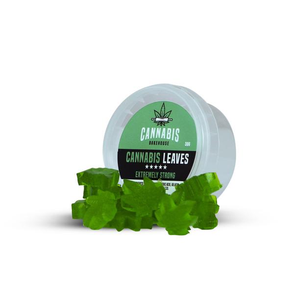 CBH - Cannabisbladeren, 30 gram