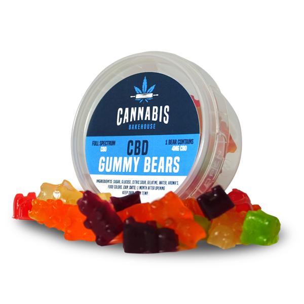 Gummybears Mix, 30 gram
