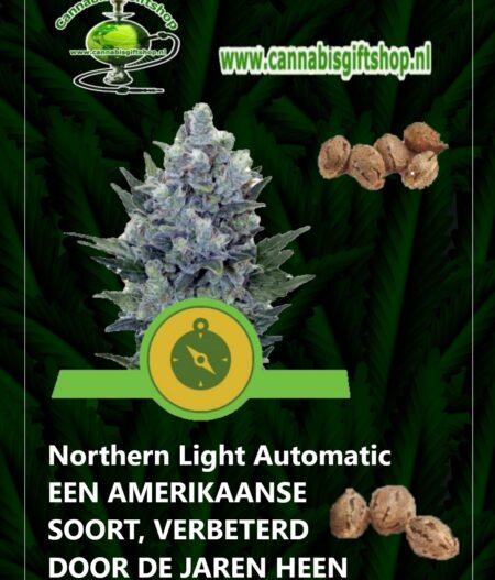 Cannabisgiftshop Northern Light Automatic