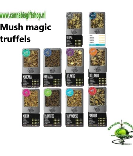 Mush magic truffels