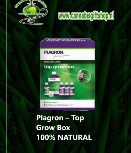 Plagron – Top Grow Box 100% NATURAL