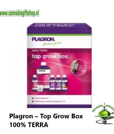 Plagron – Top Grow Box 100% TERRA
