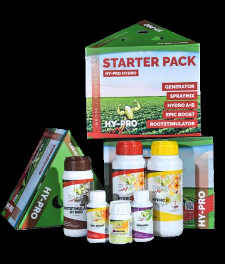 *NEW* Hy-Pro – Starter Pack Hydro