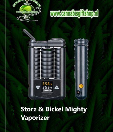 Storz en Bickel Crafty Vaporizer