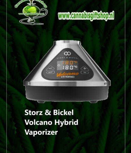 Storz & Bickel Volcano Hybrid Vaporizer