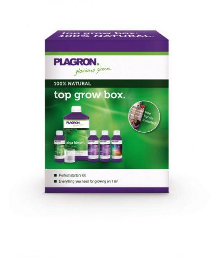 Plagron – Top Grow Box 100% NATURAL