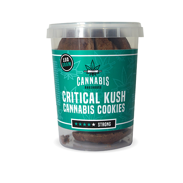 Critical Kush Cookies