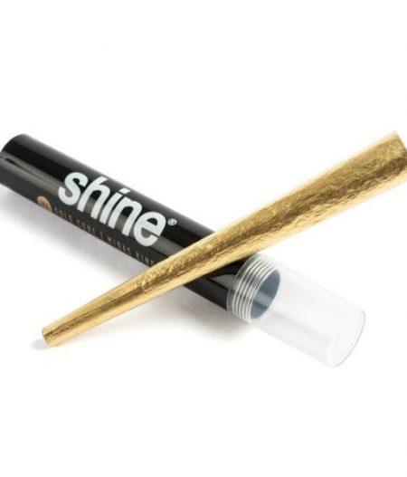* NIEUW * Shine 24K - King Size Gold Cone