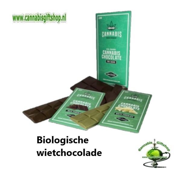 Biologische wietchocolade