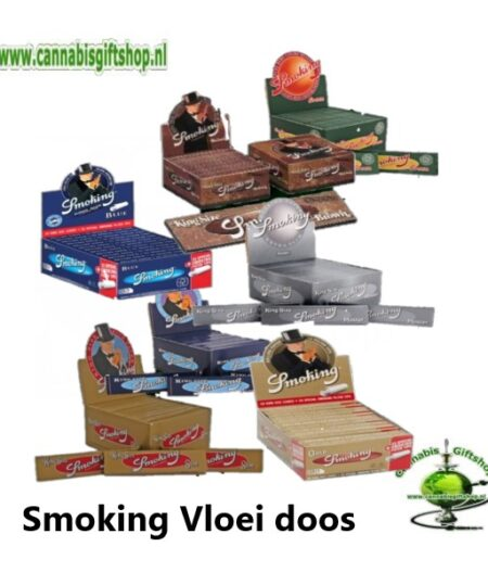 Smoking Vloei doos