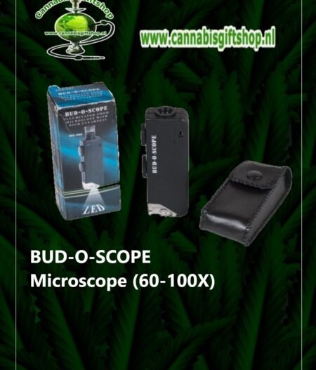 BUD-O-SCOPE Microscope (60-100X)