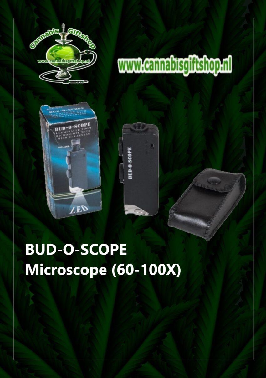 BUD-O-SCOPE Microscope (60-100X)