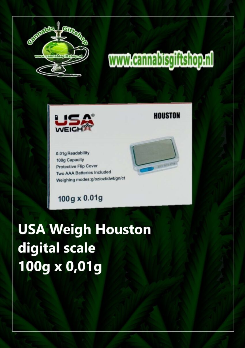 USA Weigh Houston digital scale 100g x 0,01g