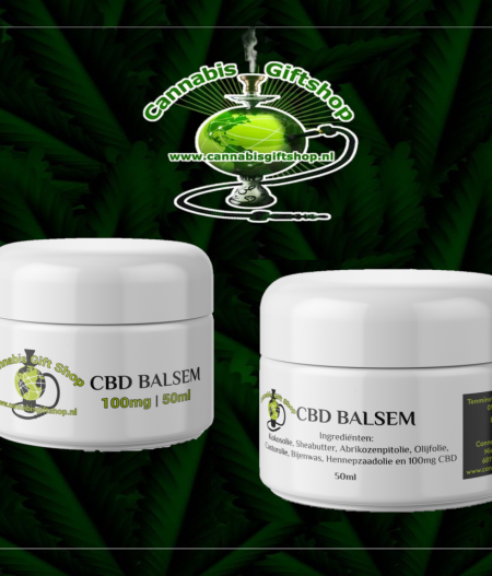 CBD Balsem 100mg 50ml