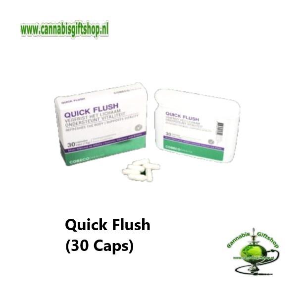 Quick Flush (30 Caps)