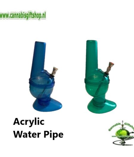 Acrylic Water Pipe