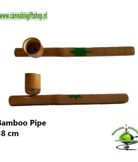 Bamboo Pipe 38 cm