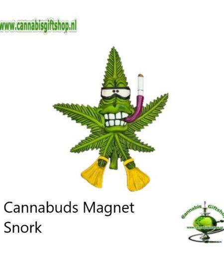Cannabuds Magnet Snork