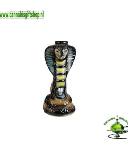 Ceramic Waterpipe Cobra