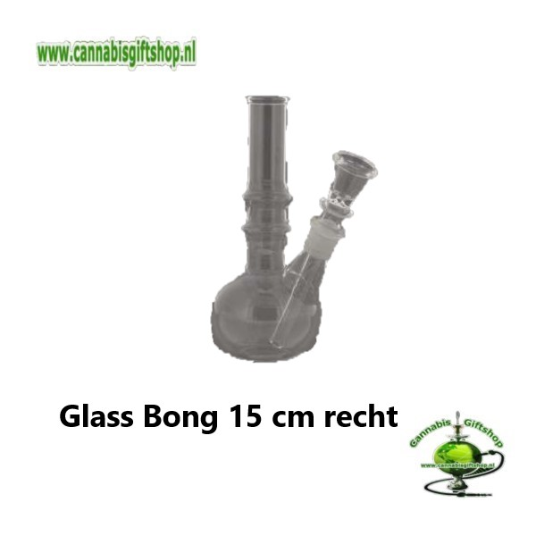 Glass Bong recht