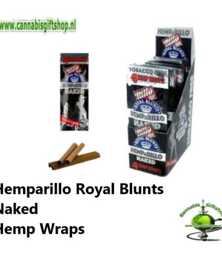 Hemparillo Royal Blunts Naked Hemp Wrap