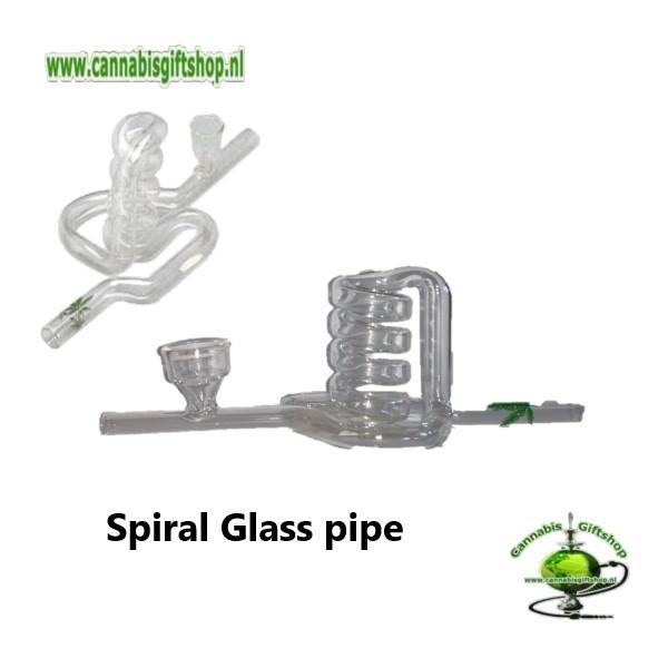 Glass Pipe 19 cm
